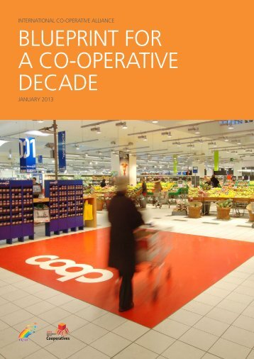 ICA's Blueprint for a Co-operative Decade