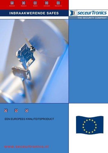 polifer inbraakwerende safes - Seceurtronics Nederland B.V.