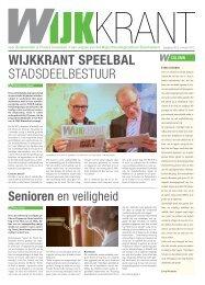 Download de Wijkkrant van Juni 2012 in pdf formaat