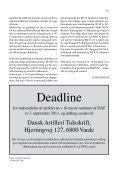 DAT nr. 2 - 2011 - Artilleriofficersforeningen - Page 5