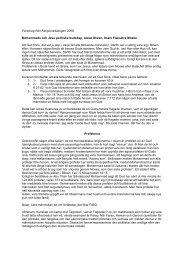 Föredrag från Religionsdialogen 2008 Mohammeds och Jesu ...