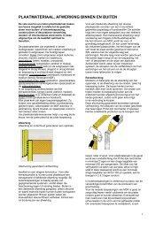 Afwerking plaatmateriaal binnen en buiten (pdf)