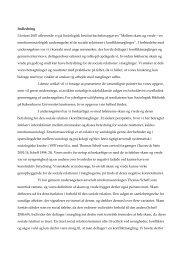 mellem skam og vrede – en emotionssociologisk undersøgelse af ...