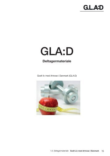 GLA:D patient information - Fysiocenter Vejle