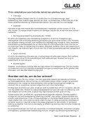GLA:D patient information - Fysiocenter Vejle - Page 5