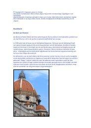 Brunelleschi De Dom van Florence De Basilica di Santa ... - Lambo