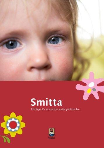Riktlinjer för att undvika smitta på förskolan
