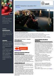 December 2012(pdf) - SAST