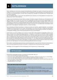 8. NUTSLEIDINGEN - Vlaamse Maatschappij voor Sociaal Wonen