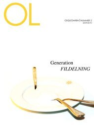 Generation FILDELNING - Osqledaren