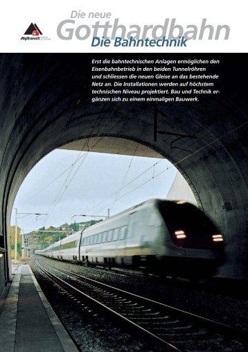 Die Bahntechnik