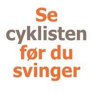 Fakta ark - Se cyklisten - Applus Bilsyn