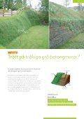 Lättskött och säker trädgård - Thrace Polybulk Ab - Page 7