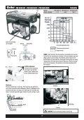 Strømaggregat PM 3500 DC - 6500 DC3 - Mekk - Page 7