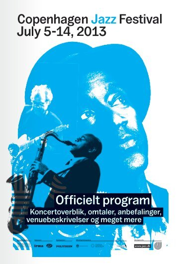 Officielt program - Copenhagen Jazz Festival