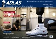 Ausgabe 1/2012 - Adlas - Magazin für Sicherheitspolitik