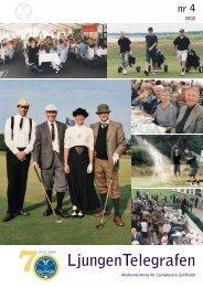 Ljungentelegrafen 4_2002.pdf - Ljunghusens Golfklubb