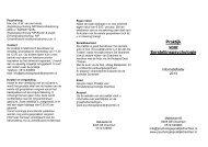 Download Folder 2013 - Praktijk voor Eerstelijnspsychologie Drachten