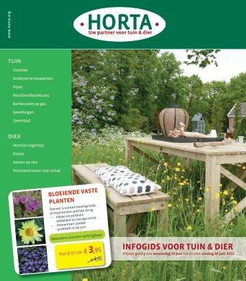 INFOGIDS VOOR TUIN & DIER - horta-lochristi