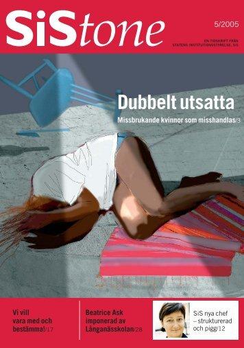 Dubbelt utsatta - Statens Institutionsstyrelse
