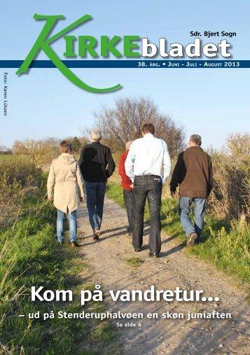 IRKEbladet - Sdr. Bjert Kirke