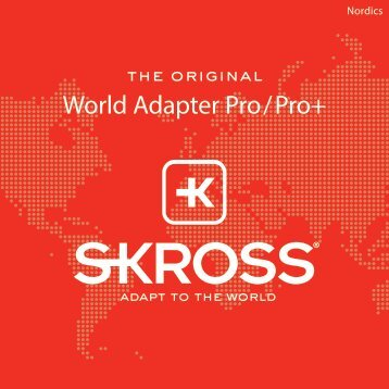 World Adapter Pro/Pro+ - SKross