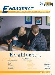 2008 juni - Gryning Vård AB