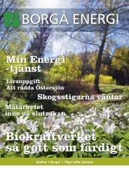 Biokraftverket så gott som färdigt - Porvoon Energia