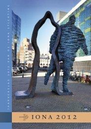 Jaarverslag 2012 - Iona Stichting