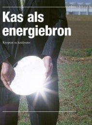 Kas als Energiebron - Transitiepraktijk
