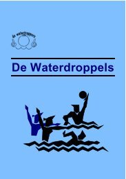 colofon - De Waterdroppels