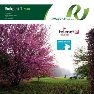 Rinkpen 1 2010 - Rinkven Golf Club