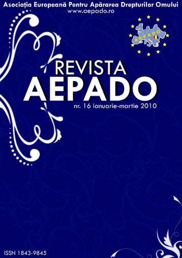Multiculturalism si multilingvism in scolile europene - AEPADO