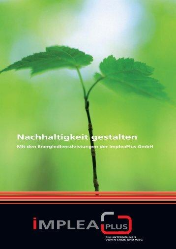 Broschüre - impleaPlus GmbH