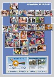 Schoolgids 2012-2013 - De Regenboog