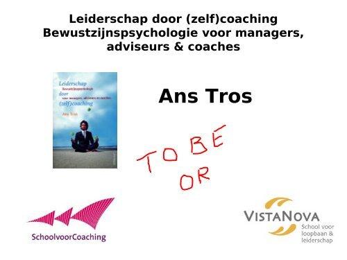 Leiderschap door (zelf)coaching - Dag van de Coach