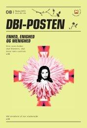 dbi-posten enhed, enighed og menighed - Dansk Bibel-Institut