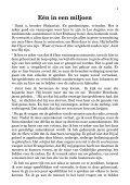 Eén in een miljoen - Vrije Zendingshulp - Page 3
