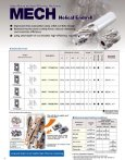 MEGACOAT PR-12 Series for Milling & Drilling - Kyocera - Page 4