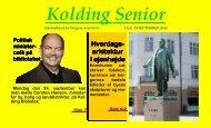 Uge 38 - Kolding Senior
