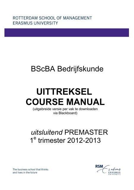 BKB0005 Primaire Processen