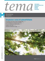 TEMA 2010 nr. 3 (pdf) - Bispebjerg Hospital