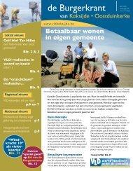2006 Burgerkrant editie Gemeenteraadsverkiezingen '06 - deel 1 - pdf
