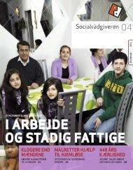 Socialrådgiveren nr. 4-2011 - Dansk Socialrådgiverforening