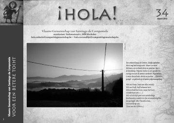 zw =>printversie - Vlaams Genootschap van Santiago de Compostela