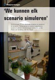 'We kunnen elk scenario simuleren' - Nederlands Forensisch Instituut
