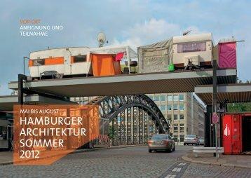Blindtext - Hamburger Architektursommer