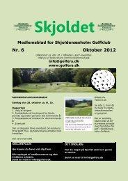 Nr. 6 Oktober 2012 - Proark golf