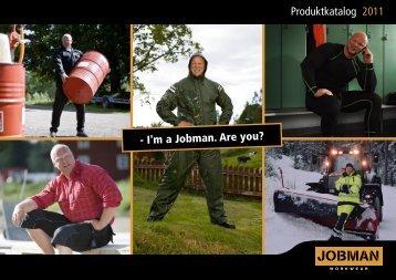 Jobman arbeidsklær - A : klær