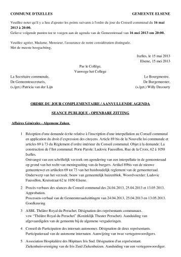 Downloaden - Elsene - Région de Bruxelles-Capitale